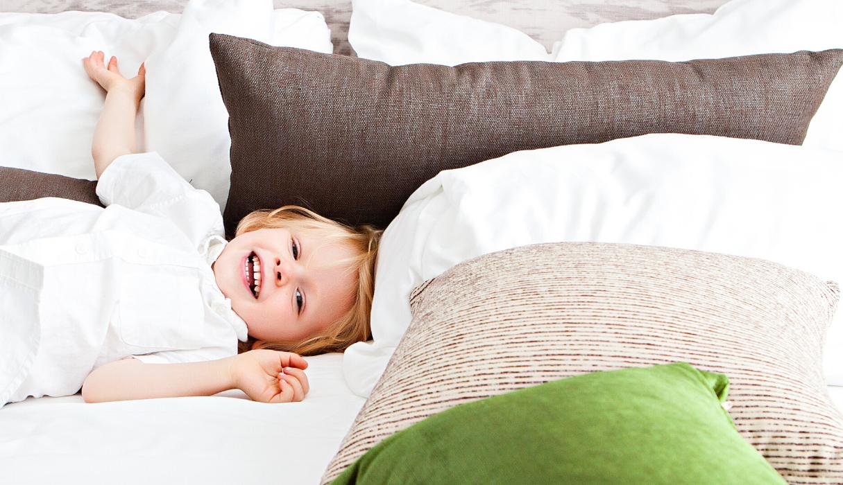 Beste Met deze tien tips slaapt je kind in no time weer in zijn eigen bed OS-35