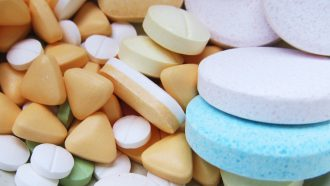 drugsgebruik onder pubers / pillen