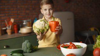 Laat kieskeurige eters helpen in de keuken